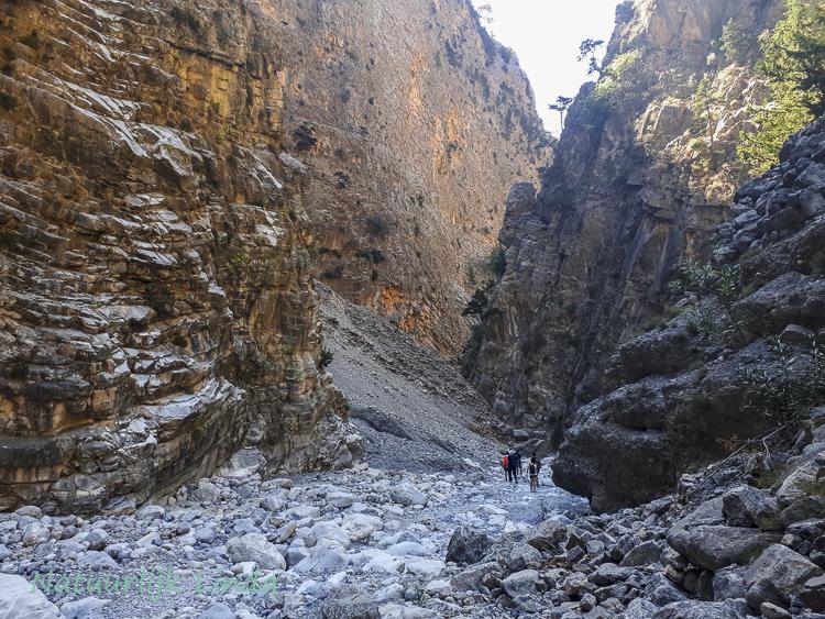 Samaria kloof Kreta