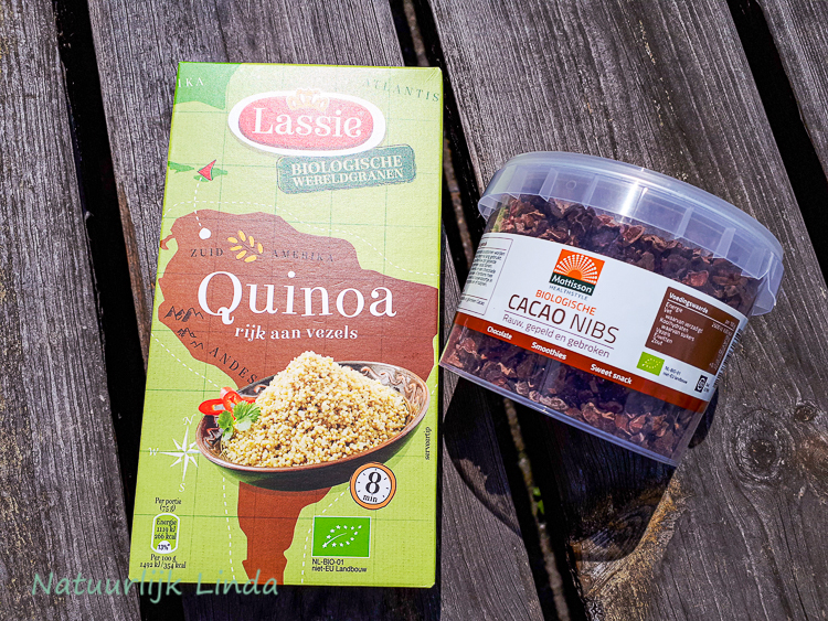 Jouwbox 5 quinoa cacao nibs