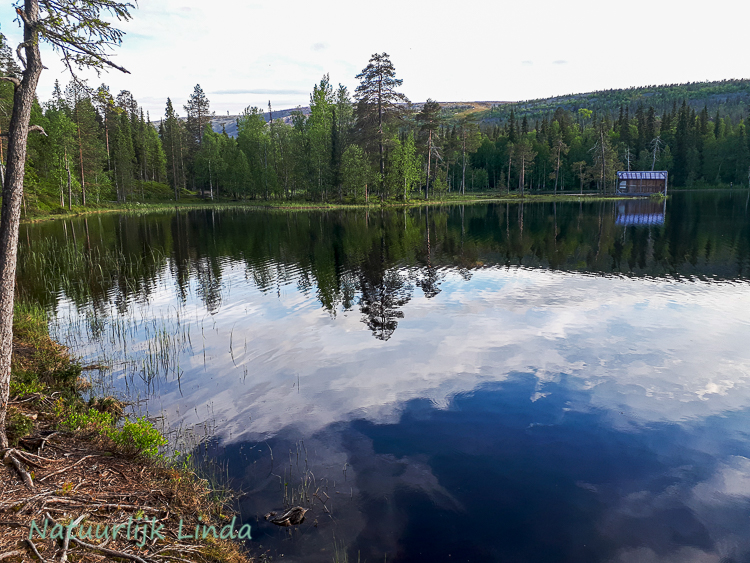 Finland luosto meertje natuurlijk Linda