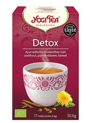 Yogi Tea Detoxthee Bio