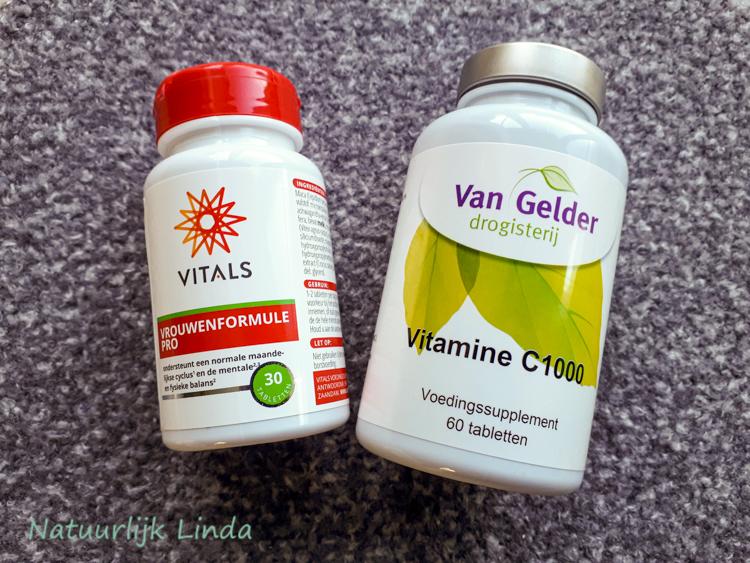 Vrouwenformule Vitals, Vitamine C Van Gelder