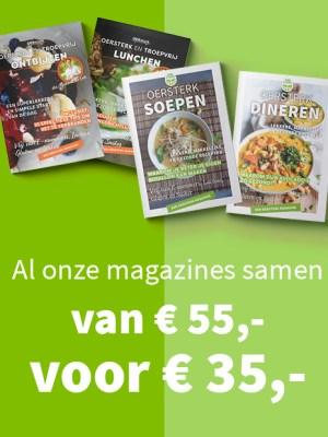 Oersterk magazines