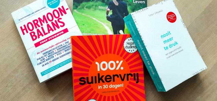 Boeken start gezonde lifestyle