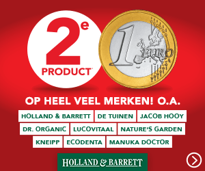 Holland Barret 2de 1 euro