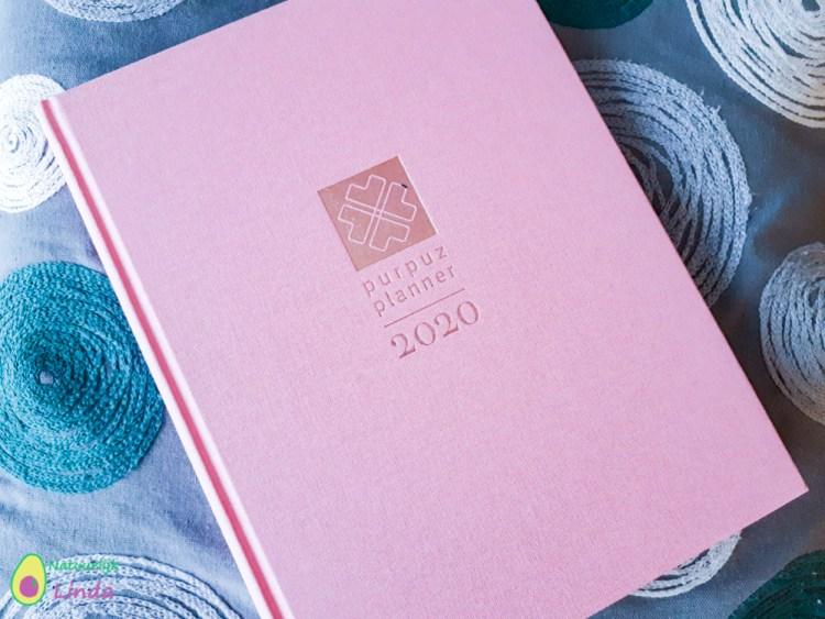 Purpuz planner pink