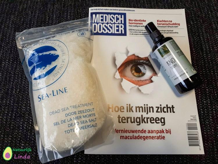 Sealine zeezout Medisch dossier KNO spray