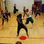 Afrikaans dansen