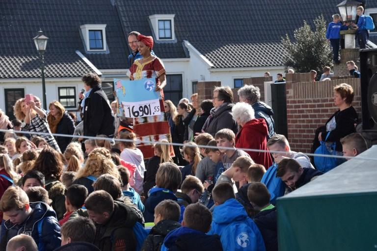 Finale Wandelen voor Water Katwijk