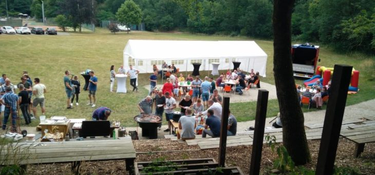 Natuurtheater verhuurd: Personeelsvereniging Rabelink Logistics