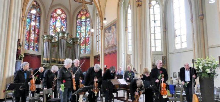 Foto's Zutphens Barok Ensemble
