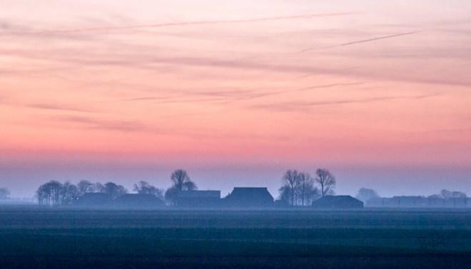 Vroeg in Groningen