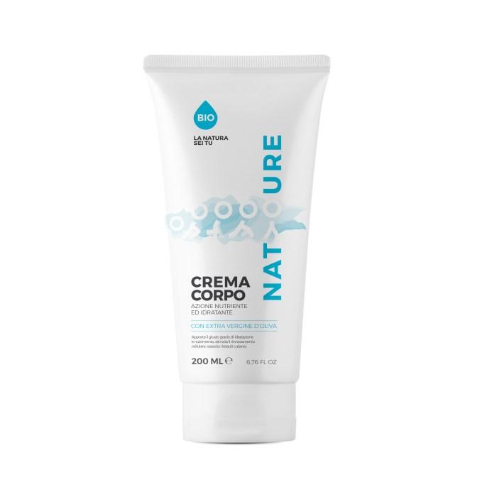 Crema Corpo Nutriente e Idratante BIO con Olio Extravergine d'Oliva - Cosmetici Online - NATYOURE