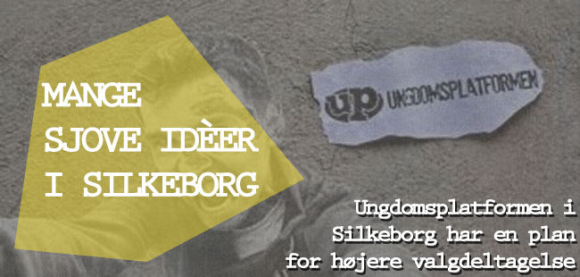 Mange sjove ideer i Silkeborg
