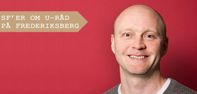 Balder Mørk Andersen, SF Frederiksberg