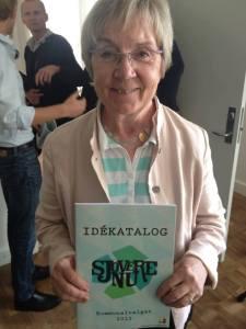 Marianne Jelved glæder sig til samarbejdet med NAU, som hun længe har været stor fan af