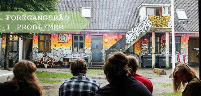 Lokalsamfund støtter op om kriseramt URT