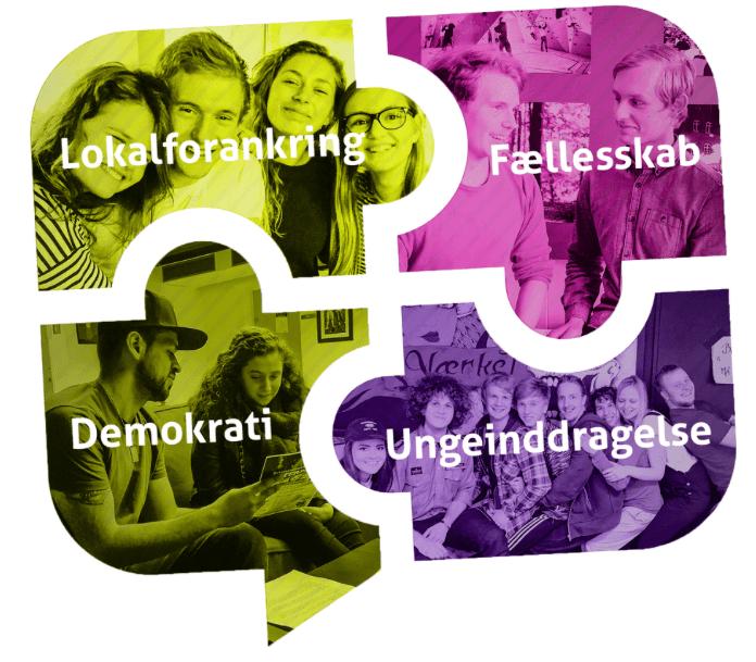 NAU's organisationsudvikling