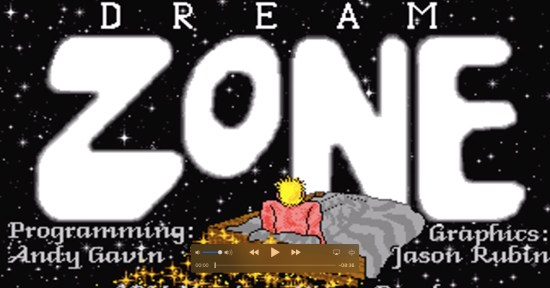Dream Zone Screenshot