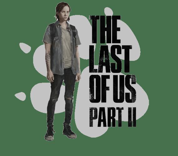Last of Us II Logo