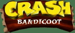 Logo Crash Bandicoot