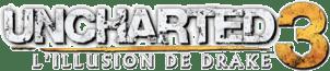 Logo Uncharted 3 L'Illusion de Drake