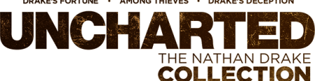Logo Uncharted The Nathan Drake Collection