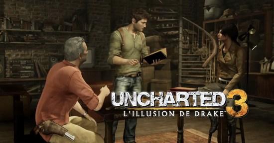 Uncharted 3 L'Illusion de Drake