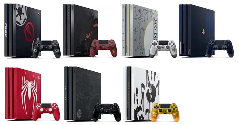 PS4 Pro Collector