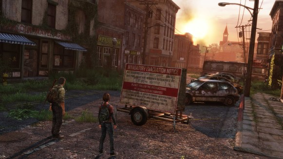 Screenshot The Last Of Us Remastered