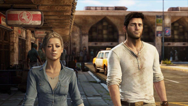 Screenshot Uncharted 3 L'Illusion de Drake