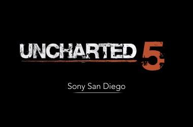 Uncharted 5 Développement Sony San Diedo