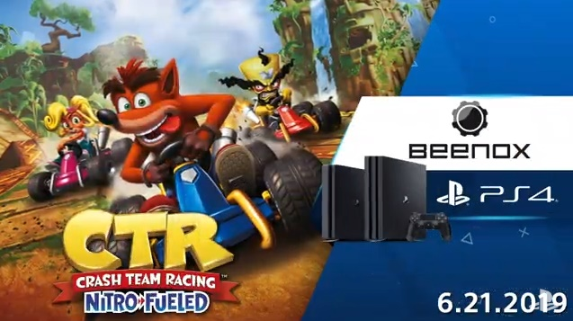 CTR Nitro Fueled State of Play