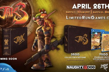 Edition Collector Jak 3