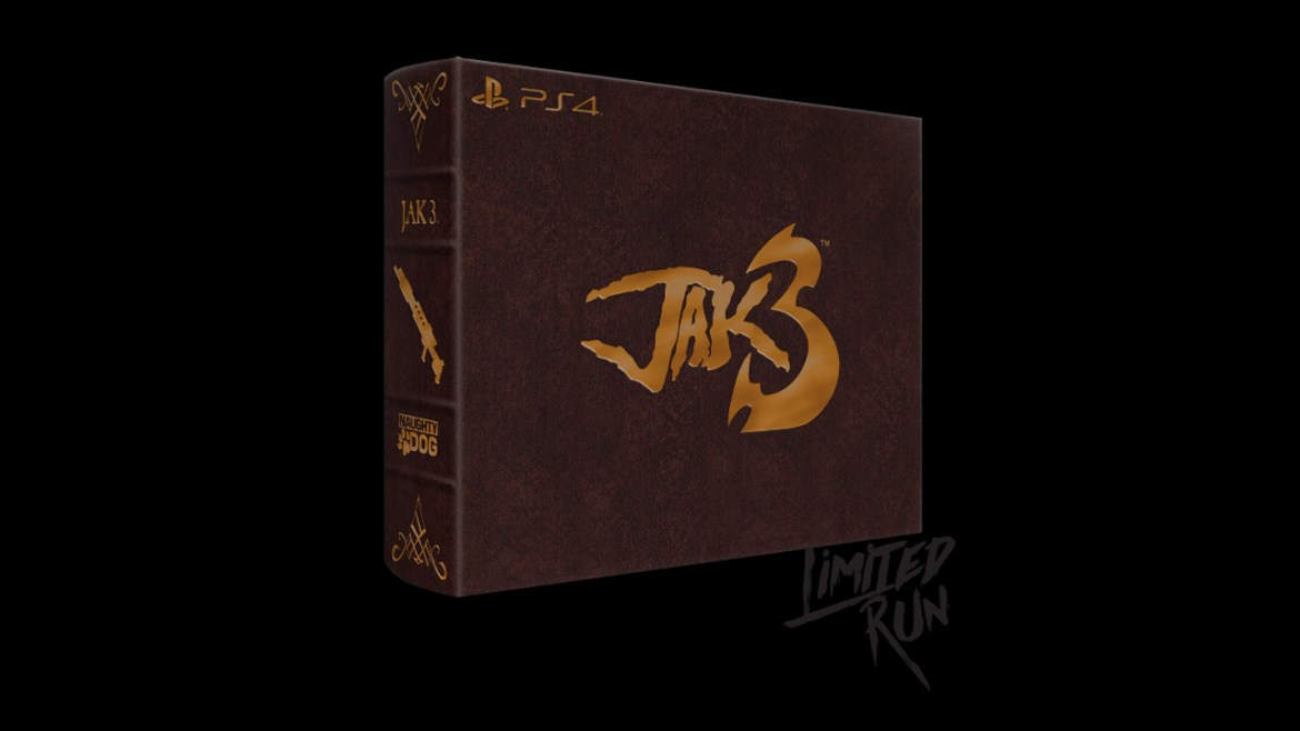 Jak 3 Box Collector