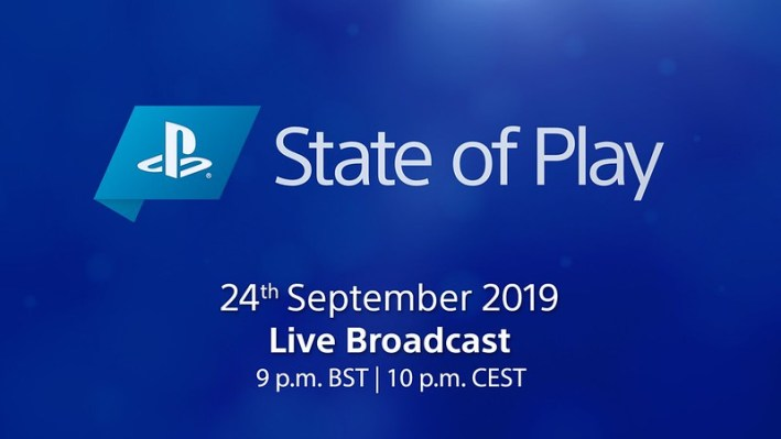 State of Play 24 Septembre 2019