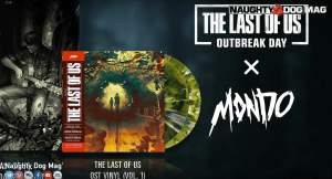 The Last Of Us - Outbreak Day 2018 - Vynile BO The Last Of Us