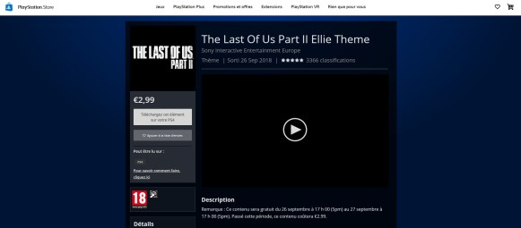 The Last of Us - Thème