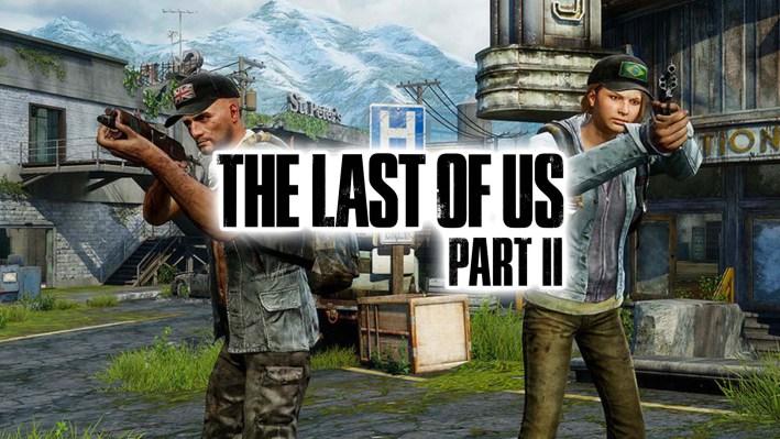 The Last Of Us Part II - Multijoueur Naughty Dog