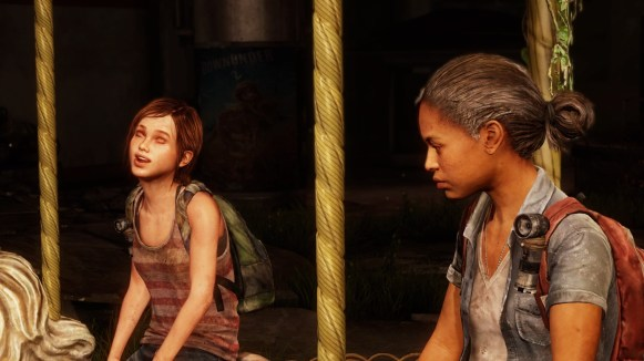 Analyse The Last of Us Homosexualité