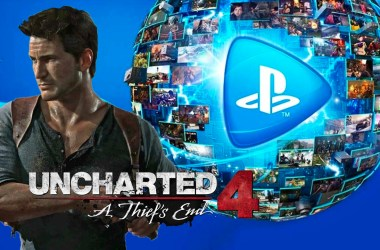 PS Now Uncharted 4 A thief's End