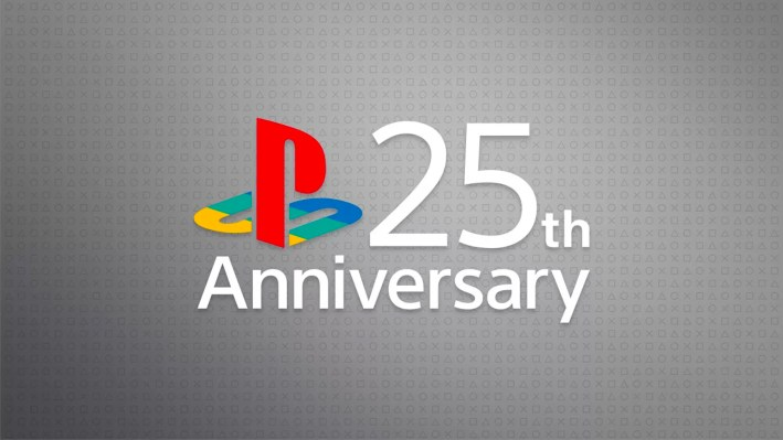 25 ans PlayStation