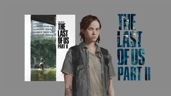 Date de Sortie Artbook The Last Of Us Part II
