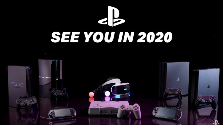 PlayStation 2020