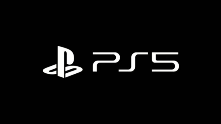 Logo Officiel PS5 PlayStation 5 CES 2020