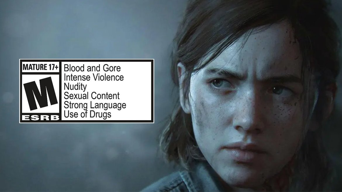 ESRB The Last Of Us Part II