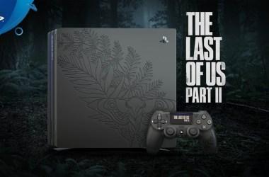 PS4 Pro Bundle The Last Of Us Part II