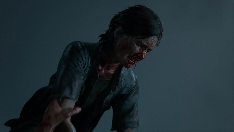 The Last Of Us PArt II - Ellie Triste