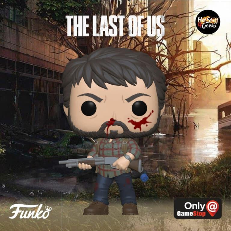 Funko Pop Joel The Last Of Us
