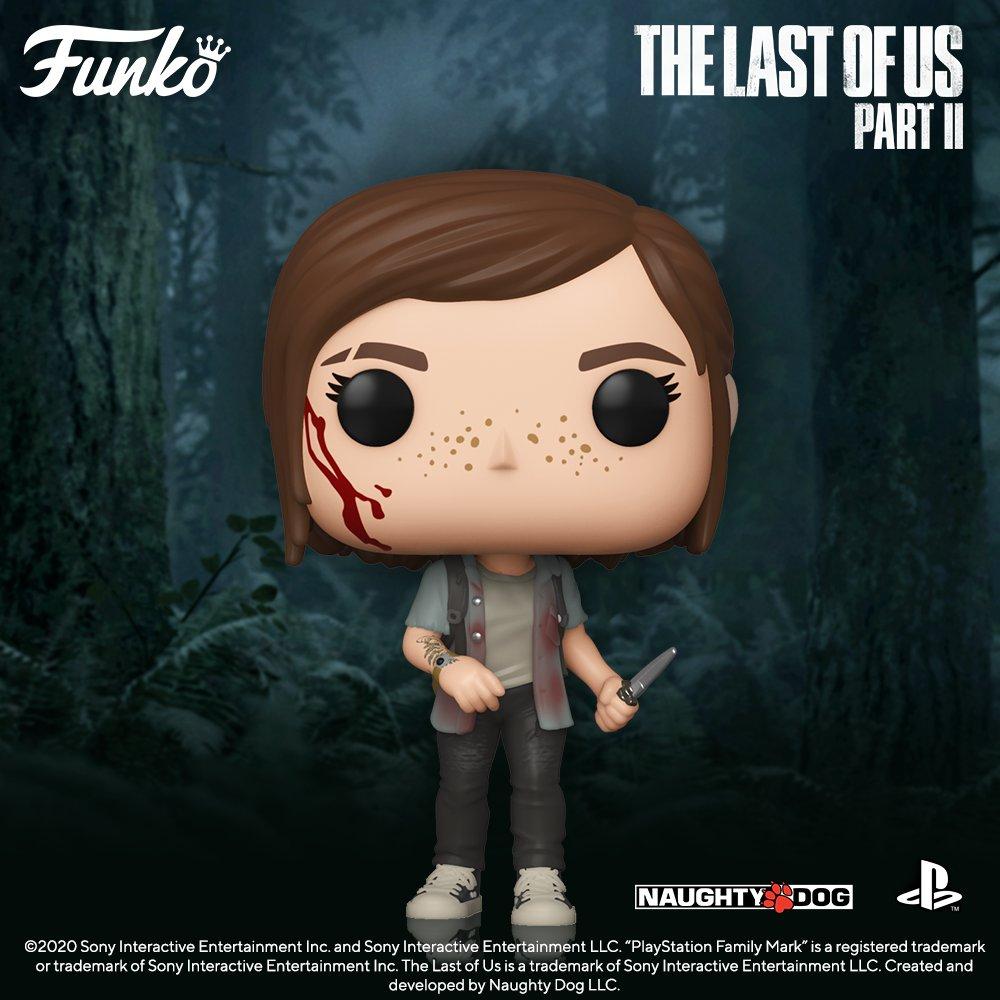 Ellie Funko Pop The Last Of Us Part II