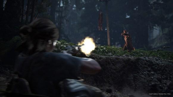 The Last Of Us Part II - Gunfight